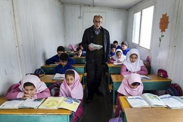 مدرسه شهید عبدالرضا شریفی  روستای چمثقال شهرستان صومعه سرا استان گیلان