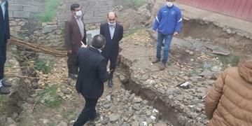 تاکید استاندار گلستان بر تحویل 60 خانه آسیبدیده رانش روستای «آقامام» مراوهتپه