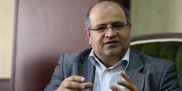 بستری ۵۲۰ بیمار کرونایی در بخش های عادی و ویژه بیمارستانهای تهران