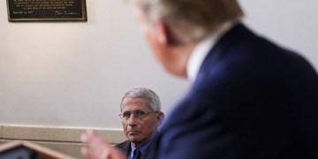 ستاد بایدن: حملات دولت ترامپ به دکتر فائوچی، چندشآور است