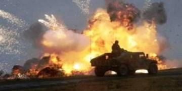 انفجار مین در سوریه باعث مجروح شدن نظامیان ترکیه شد