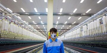 گزارش تصویری| افتتاح سالن تولید نخ های ظریف و شانه شده پنبه ای