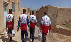 کمک بیش از ۸۰ میلیارد تومانی خیرین  به هلال احمر