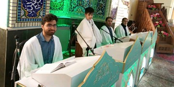 خردسالترین جزءخوان قرآن کریم  در کشور را بشناسید