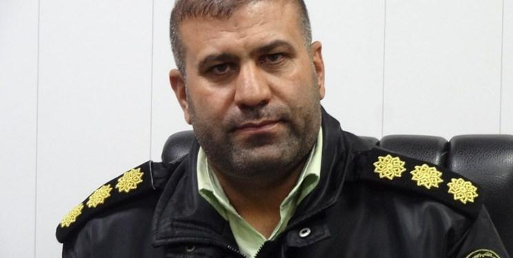 دستگیری ۳۱ سارق  و کشف ۱۴ هزار نخ سیگار قاچاق در بروجرد