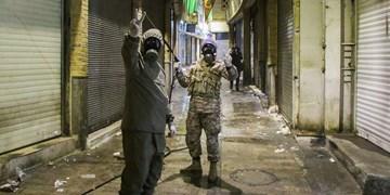 فیلم  بسیجیان یک «محله» و ضد عفونی یک «شهر»