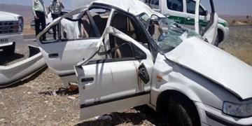 تصادف مرگبار در محور روانسر - کرمانشاه/ دو «کودک» تسلیم مرگ شدند