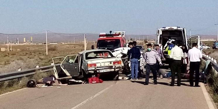تصادف مرگبار در اسفراین