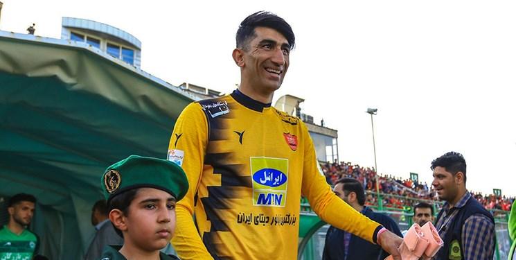رقابت بیرانوند با هافبک تیم ملی عربستان در نظرسنجی AFC+عکس