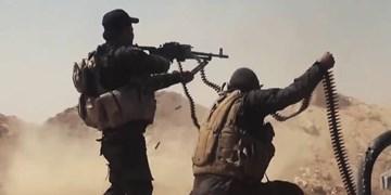 الحشد الشعبی عراق حمله سنگین داعش در دیالی را دفع کرد