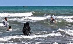 نجات 140 نفر طی 28 روز تلاش ناجیان غریق/تزریق 100  نیروی داوطلب در سواحل