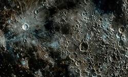 تصاویر جدید کاوشگر چینی از ماه