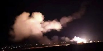 یک منبع سوری: تجاوز هواپیماهای اسرائیلی به حلب با عبور از حریم هوایی التنف صورت گرفت