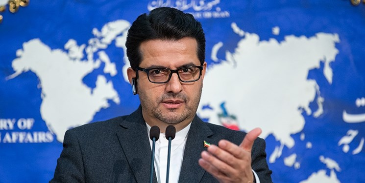 موسوی: دولت آمریکا در حال لطمه زدن به همه هنجارها و قواعد بینالمللی است