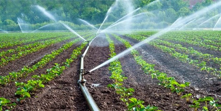 پرداخت تمام هزینههای طرحهای آبیاری نوین در صورت یکپارچهسازی اراضی