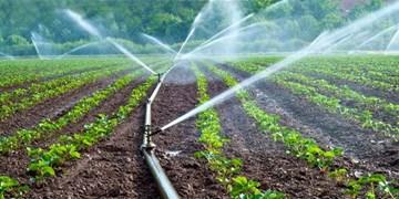 14 هزار هکتار از اراضی گلستان به سیستم آبیاری نوین تجهیز میشوند