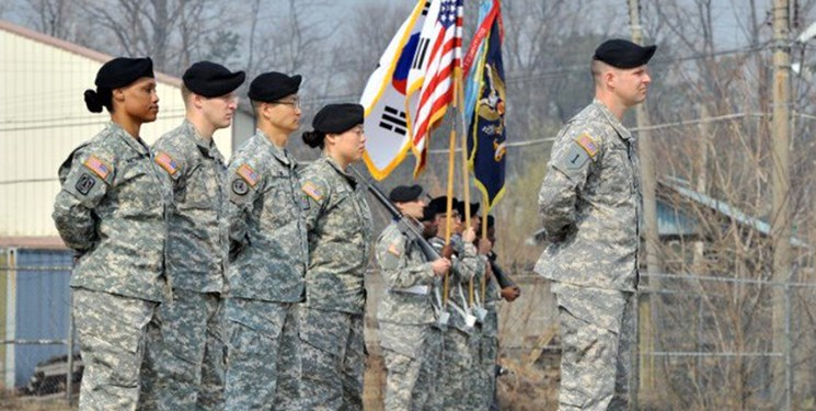 مارک اسپر کاهش توانایی رزمی نظامیان آمریکایی به خاطر کرونا را رد کرد