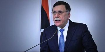 السراج خواستار ازسرگیری مذاکره سیاسی و توافق درباره نقشه راه فراگیر شد