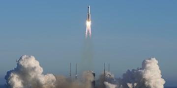 چین گام جدیدی در جهت ارسال فضانورد به ماه برداشت