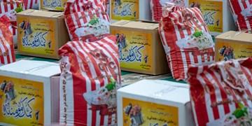 توزیع 2500 بسته معیشتی در گام دوم کمک مؤمنانه توسط بسیج دانشجویی استان قزوین