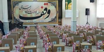 توزیع ۱۲ هزار بسته مواد غذایی و معیشتی در خراسان رضوی