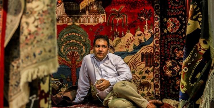 جزئیات صادرات فرش دستباف ایران و رقبا/ایران در جایگاه سوم صادرات فرش جهان ایستاد