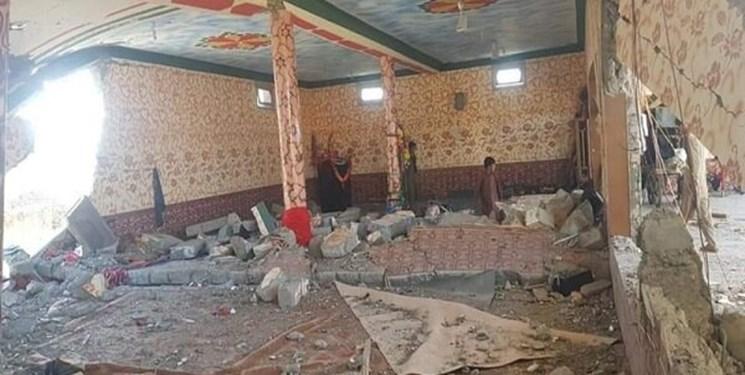 انفجار بمب در حسینیه شیعیان پاراچنار پاکستان