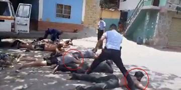 دستگیری نظامیان جدا شده از ارتش ونزوئلا در مرز کلمبیا