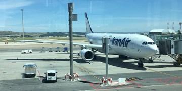برقراری پرواز فوقالعاده هواپیمایی جمهوری اسلامی ایران به بلاروس