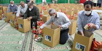 همت بسیجیان گردان امام حسین (ع) در کمک به نیازمندان