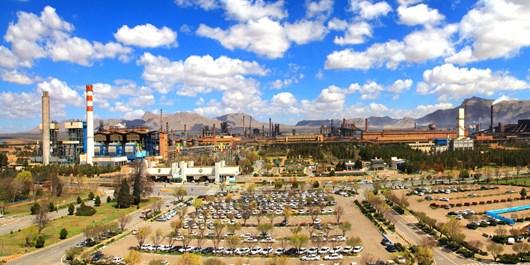 ذوبآهن اصفهان از زیان انباشته خارج شد