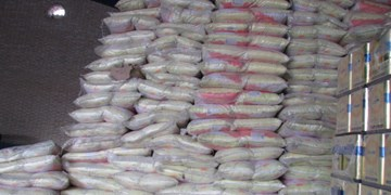 کشف 8 تن برنج مظنون به قاچاق در اراک