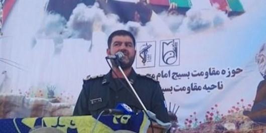 آخرین وضعیت پاسدار مصدوم باشتی از زبان جانشین فرماندهی سپاه فتح+فیلم