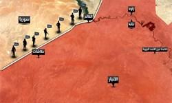 الحشد الشعبی از موفقیت عملیات پاکسازی مناطق نزدیک به مرز با سوریه خبر داد
