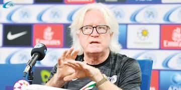 شفر گزینه سوم هدایت تیم ملی امارات شد