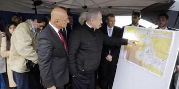 دیدار نتانیاهو و گانتز با سفیر آمریکا برای صحبت درباره طرح اشغال