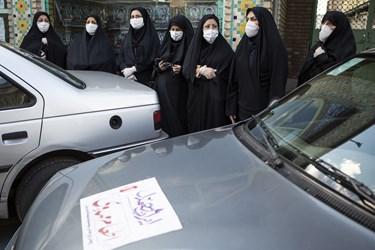 آمادگی مددکاران کمیته امداد امام خمینی (ره) جهت توزیع بسته های معیشتی به خانواده های کمبرخوردار قزوین