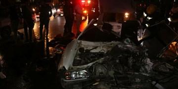 10 کشته و زخمی حاصل تصادفات جادهای کرمانشاه طی 48 ساعت گذشته