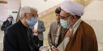 تولیت آستان قدس رضوی درگذشت پدر سعید و وحید جلیلی را تسلیت گفت