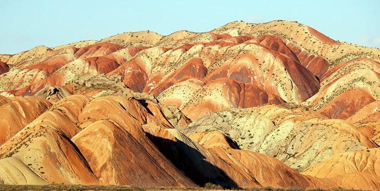 آلا داغلار«کوههای رنگی»