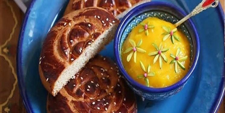 ماه رمضان در همدان/ از طبخ «نان کماج» تا «انگشت پیچ»و «حلوا زرده»