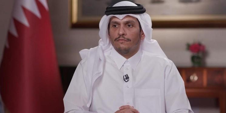 قطر کشورهای منطقه را به همزیستی با ایران دعوت کرد