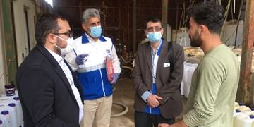 افزایش گشتهای مشترک دادستانی و مرکز بهداشت/ یک واحد متخلف پلمپ شد