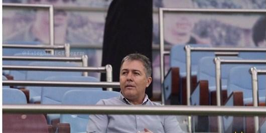 حاشیه دیدار پیکان و پرسپولیس|سرمربی تیم ملی در ورزشگاه شهر قدس/ گرامیداشت شهدای سلامت  +عکس