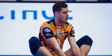 مدافع اوکراینی تیم والیبال کوزباس به دنبال تغییر تابعیت