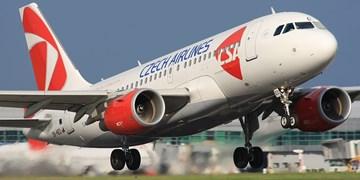 پروازهای خطوط هوایی چک پس از 6 هفته وقفه از سر گرفته خواهد شد