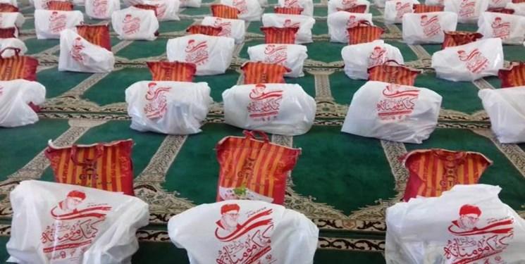 توزیع بیش از ۴ هزار بسته حمایتی به همت محله اسلامی آرادان