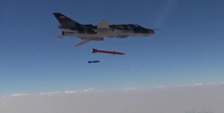 تجهیز جنگندههای هوافضای سپاه به موشک هوابهزمین جدید