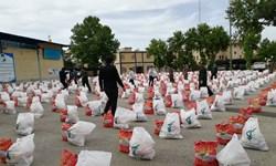 آغاز مرحله دوم کمک مومنانه در بروجرد/ توزیع ۲۵۰۰ بسته معیشتی