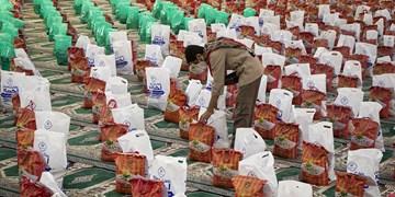 فیلم| توزیع هزاران بسته معیشتی در مهدیشهر